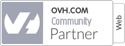 Logo Web Community Partner OVH